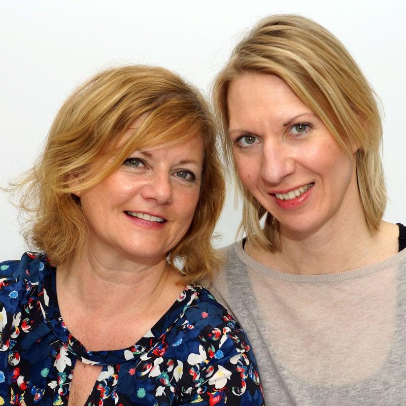 Firmeninhaber Coocooniii GbR Martina Korte und Melanie Gröger