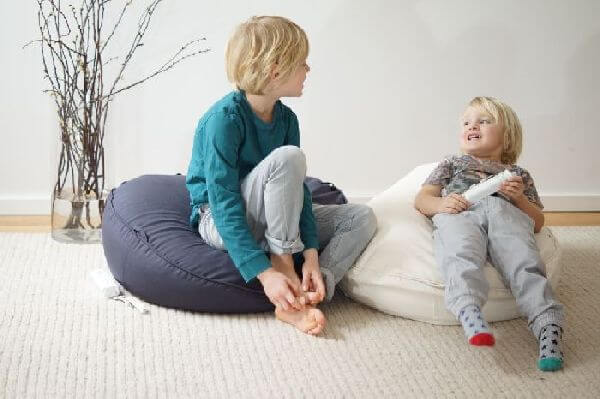 ko sitzsack f r kinder kleinkinder baby ecoegg. Black Bedroom Furniture Sets. Home Design Ideas